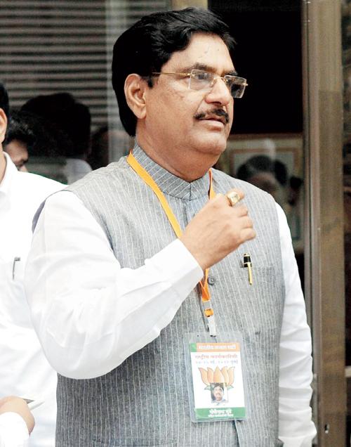 Gopinath Munde Minister Rural Development