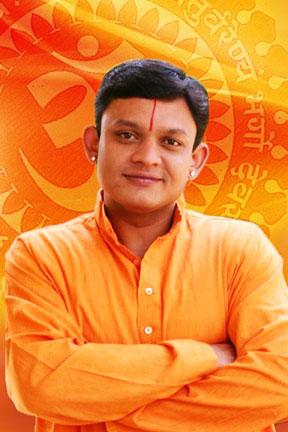Guruji Shrii Arnav-Vedic Guru