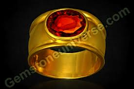 Hessonite the Gem of Rahu