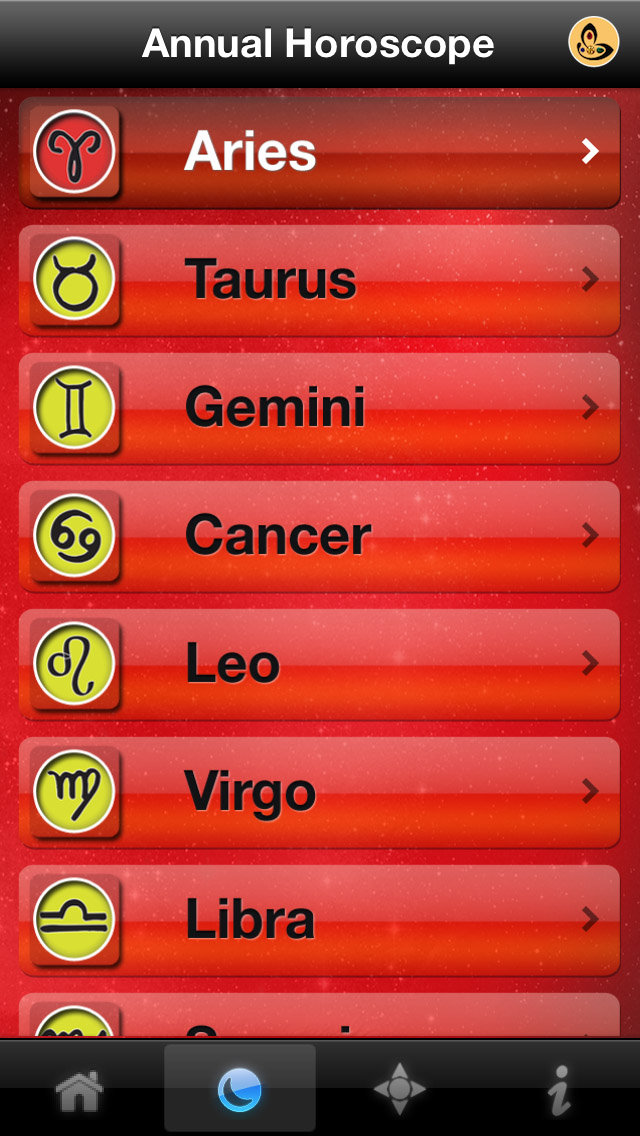 Experience the power of Indian Vedic Astrology/ Jyotisha and read your yearly horoscope