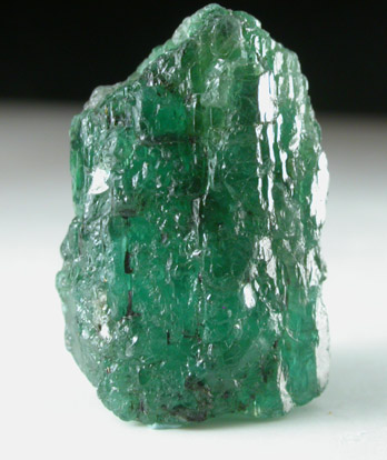 Brazilian Emerald Or Bahia Emerald From Brazil