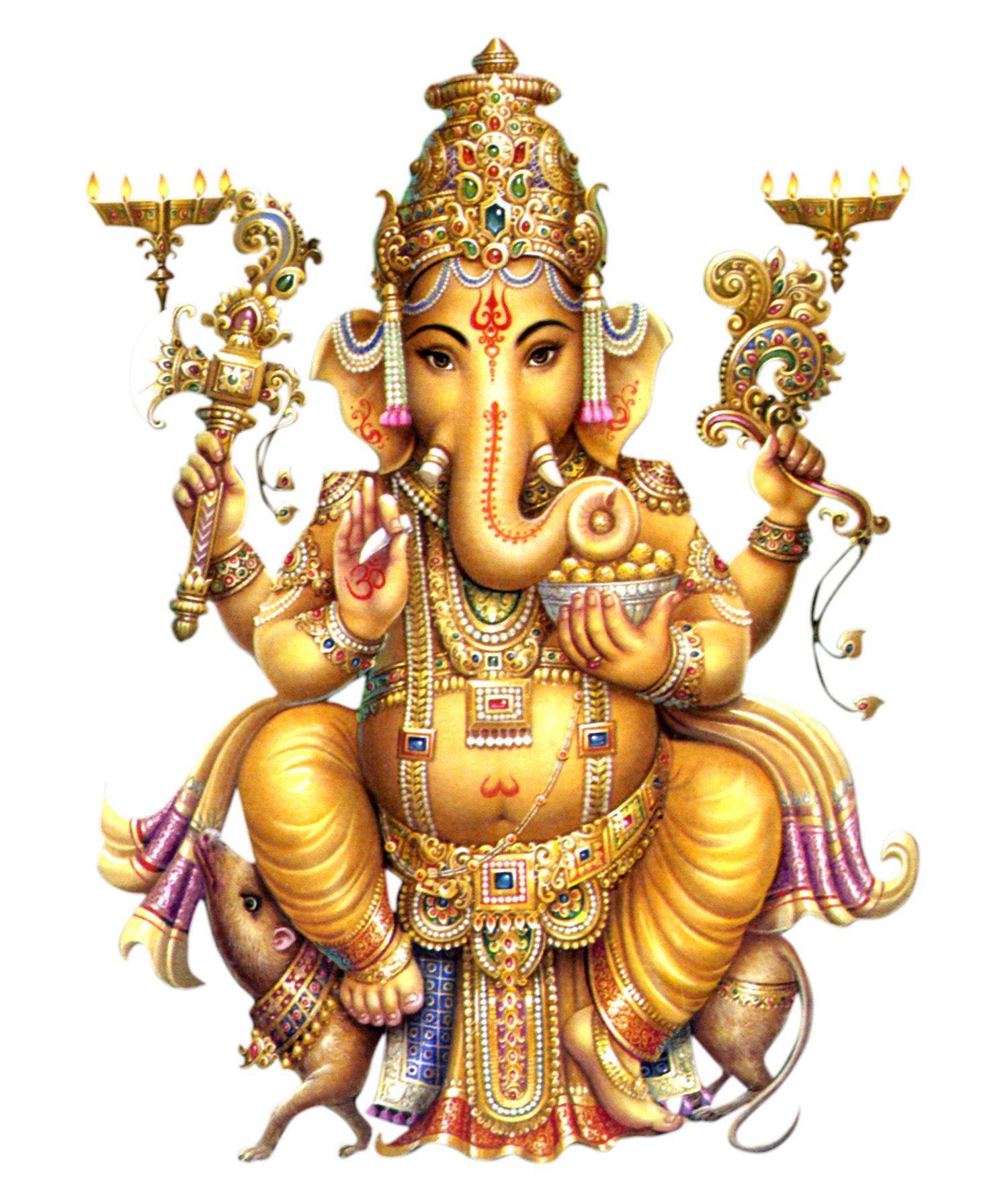 Lord Ganesha is the deity revered by Sri Ketu