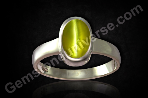 Natural Chrysoberyl Cats eye of 2.75 carats