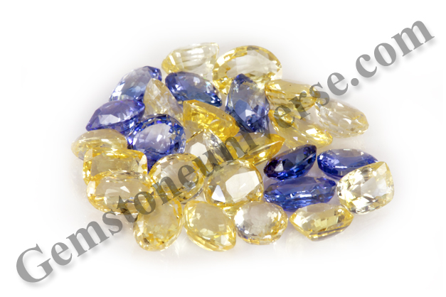 New Lot of Premium Sapphires from Ratnapura Srilanka Ajay