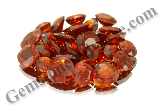 New Lots of Natural Hessonite online Padma