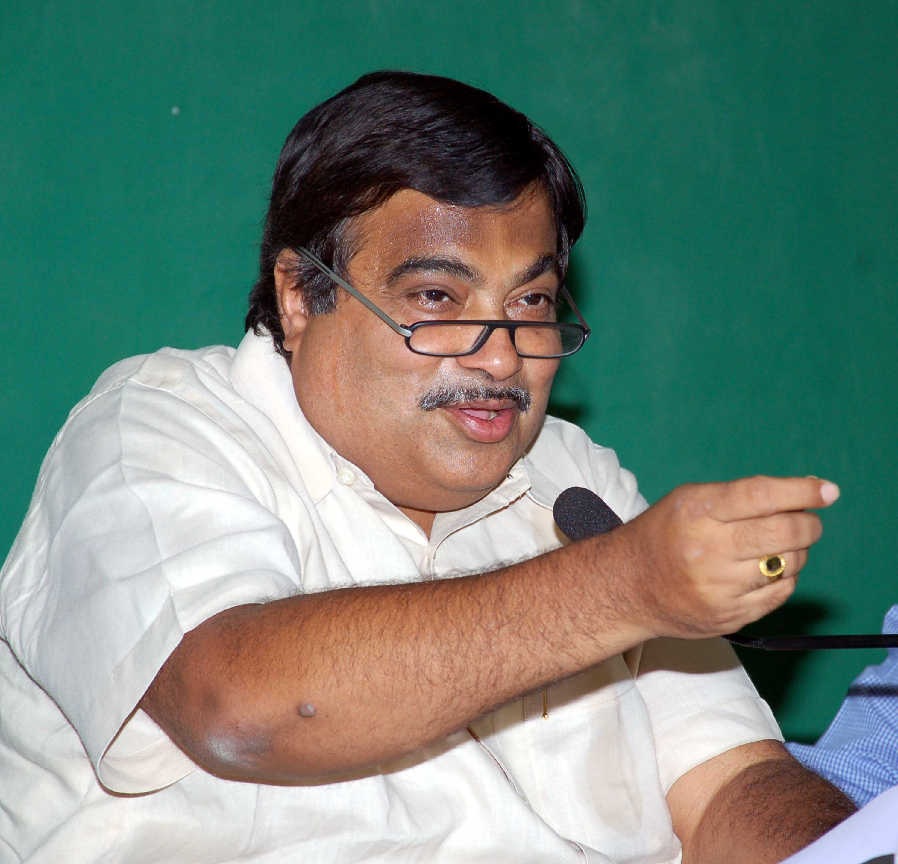Nitin Gadkari Minister Road Transport and Highways
