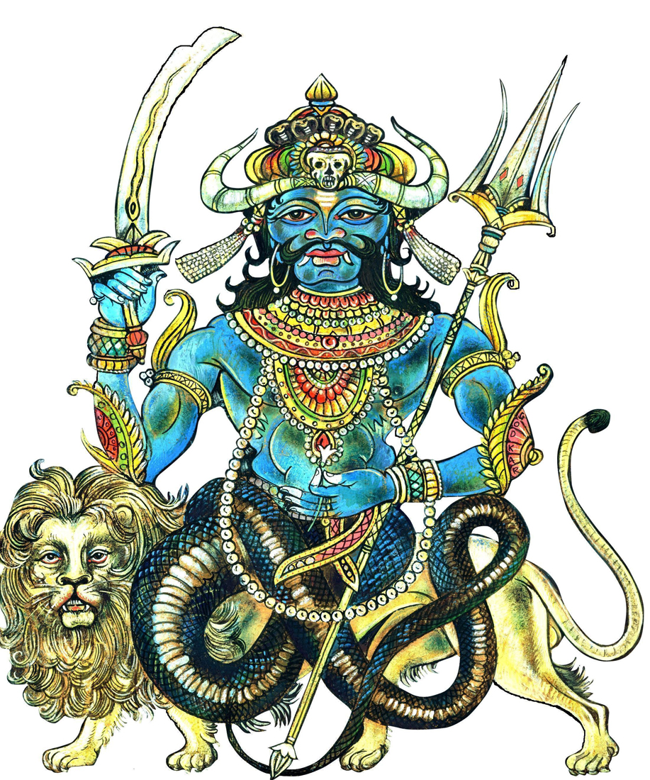 Rahu in Vedic Astrology