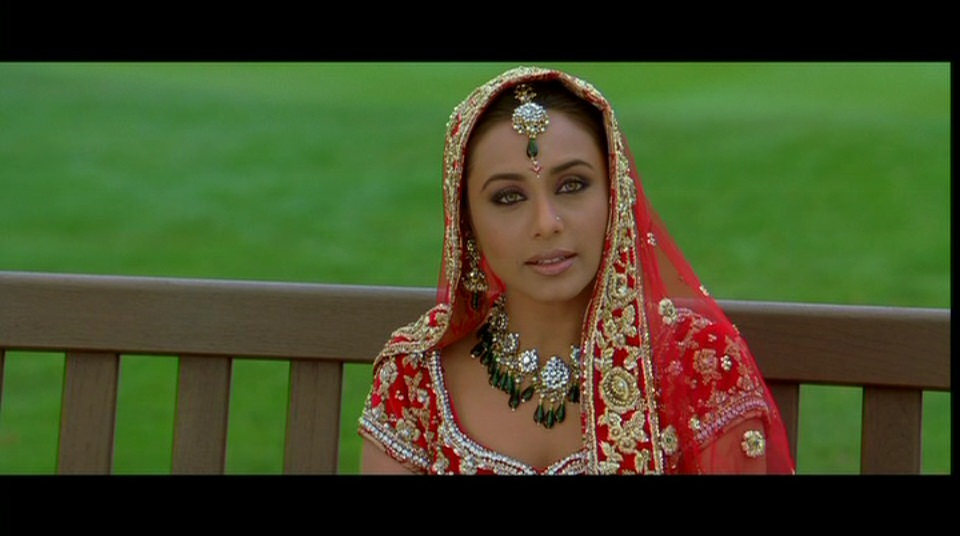 Rani Mukherjee donned Maheep's designs for Kabhi Alvida Na Kehna
