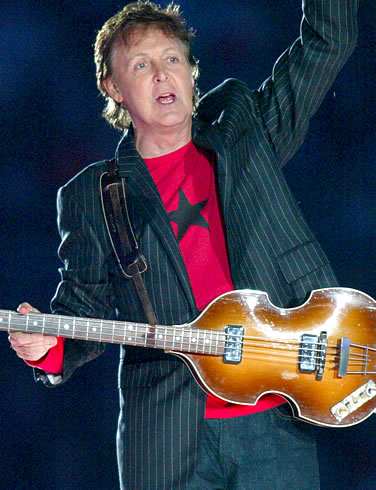 Sir Paul McCartney - The Knighted and Iconic musicion