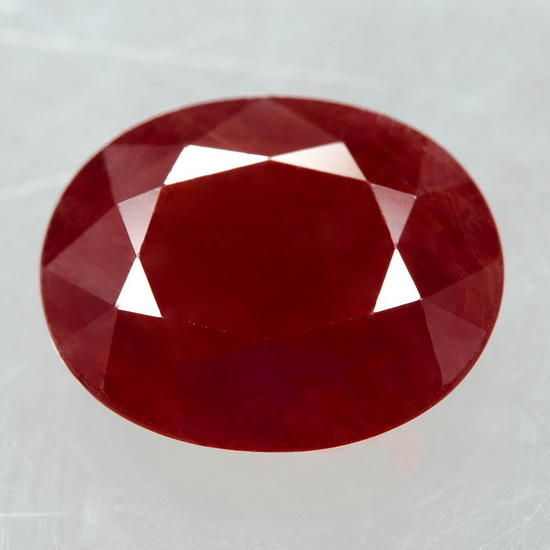 Thai Ruby Image courtesy Gems Jewelry Thai