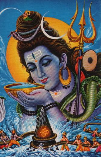 The Samudra Manthan