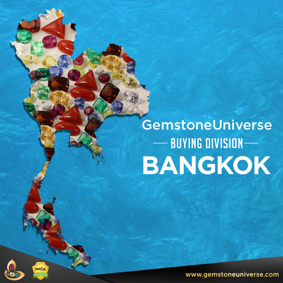 Gemstoneuniverse Asia Pacific Buying Division